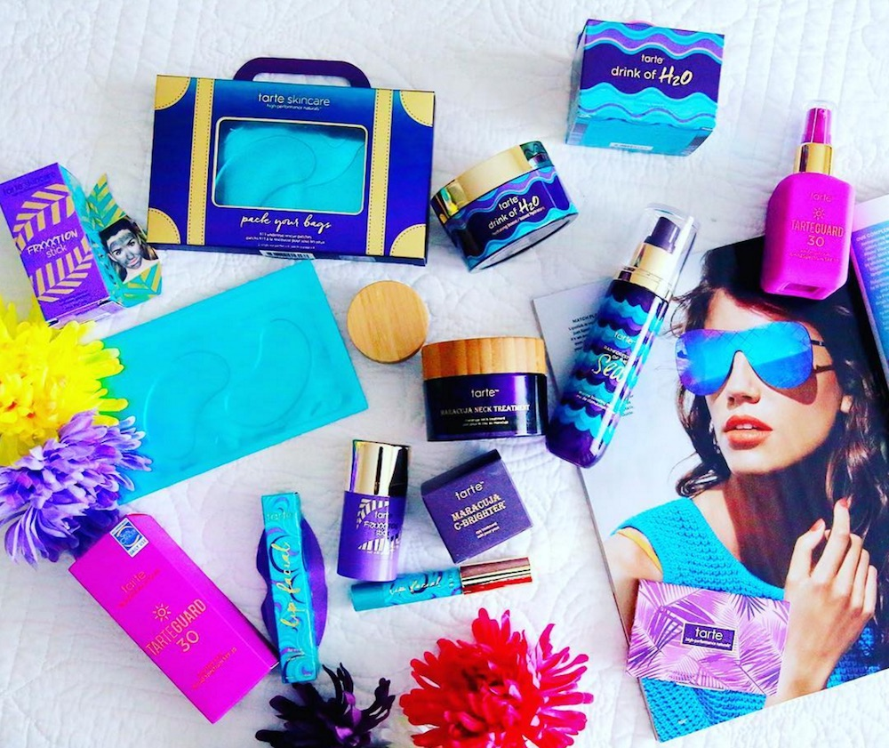OMG: Tarte Cosmetics is adding a glow drop to their Rainforest of the Sea line