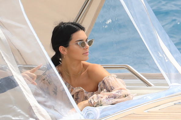Here's how to get a vintage-inspired high-waisted bikini like Kendall Jenner