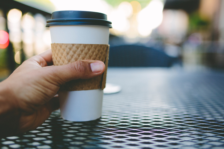 You might not ever guess which gas station has the most caffeinated coffee