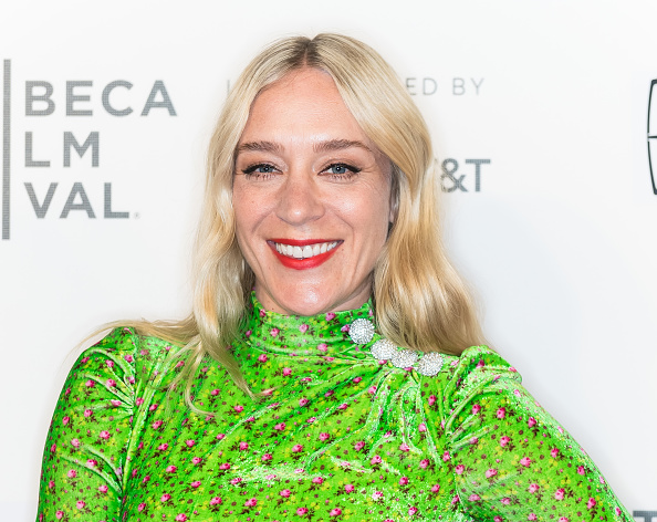 Chloë Sevigny says vintage shopping helps her relax, and we love this form of self-care
