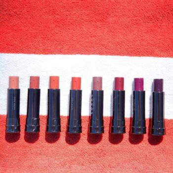 Lorac Cosmetics released 10 new hydrating lip stains, and we are ready to pucker up