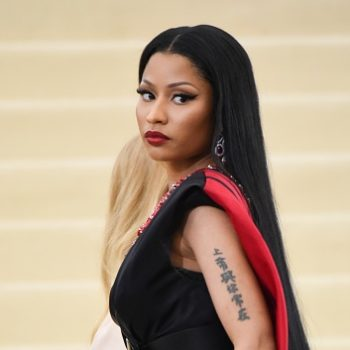 Nicki Minaj reveals she's celibate because she wanted to go a year without dating