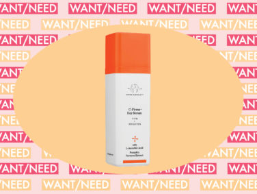 WANT/NEED: The serum that makes you look alive again, and other stuff you'll want to buy