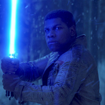 "We finally know more about Finn's recovery in ""Star Wars: The Last Jedi"" following *that* lightsaber wound"