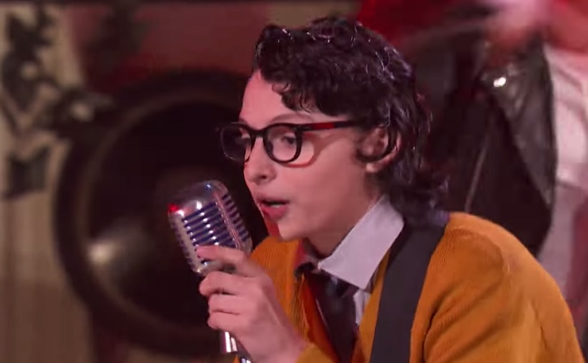 "Watch a sneak peek of the ""Stranger Things"" kids totally dominating ""Lip Sync Battle"""