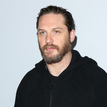 Here's how Tom Hardy is supporting the Manchester Arena victims