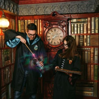 "A ""Harry Potter"" escape room now exists, but you can't apparate your way out of this one"