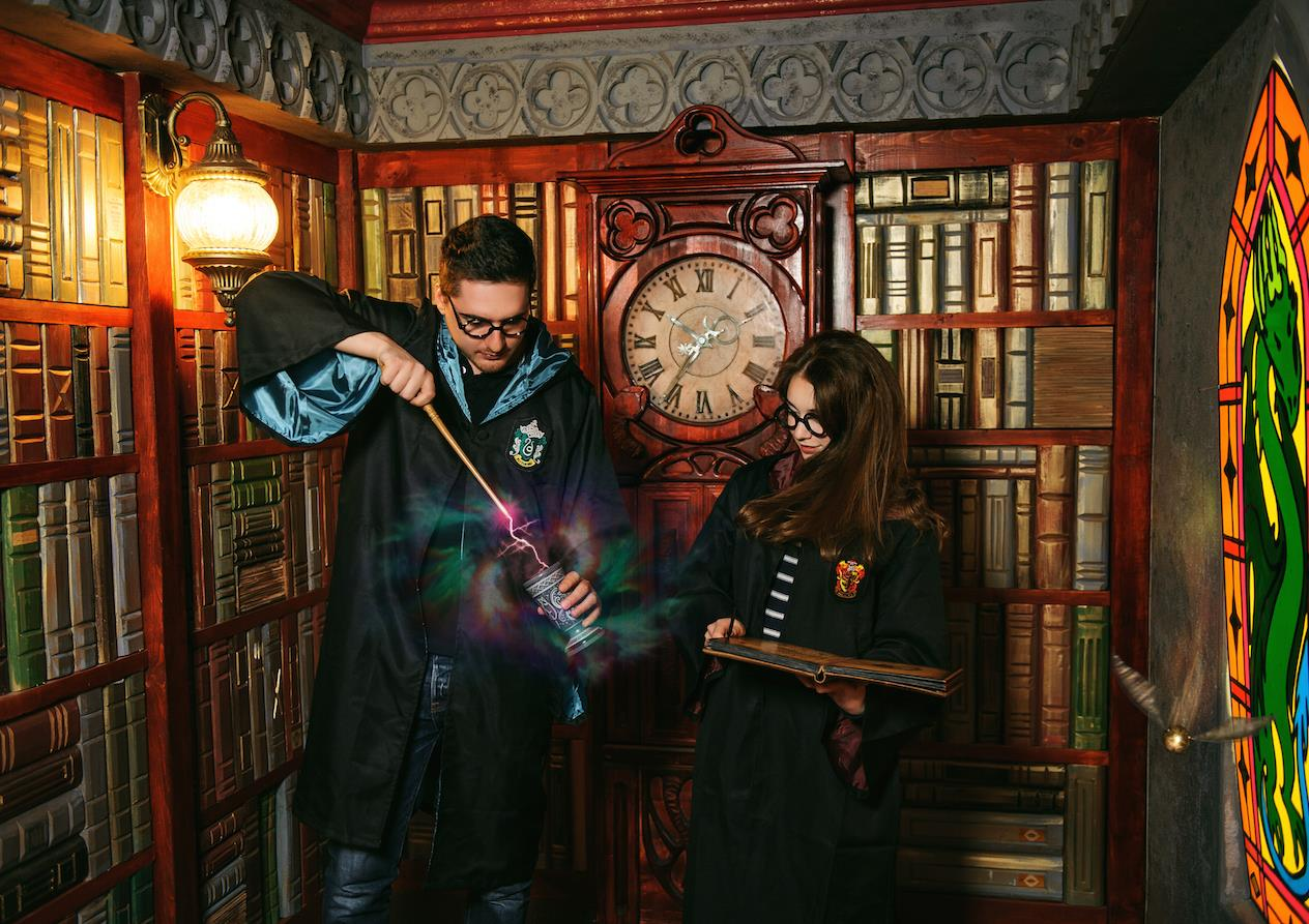 A Quot Harry Potter Quot Escape Room Now Exists But You Can T