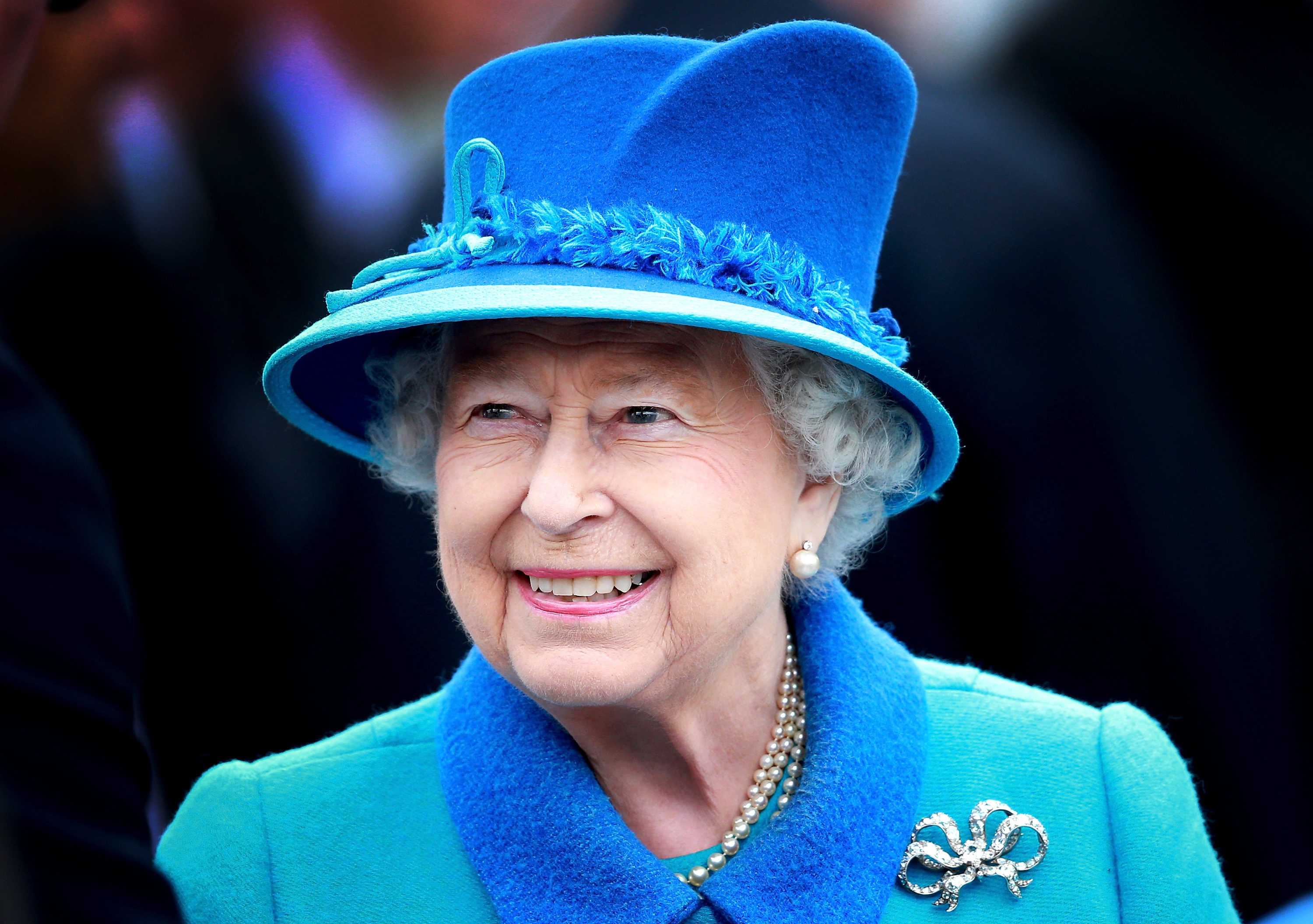 Queen Elizabeth has been wearing the same nail polish shade since 1989 — and it's only $9