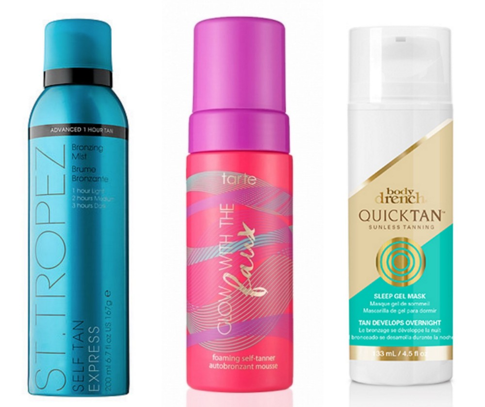 If you want glistening skin this summer, these 16 self-tanners will do the trick