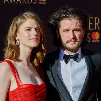Kit Harington opens up about the struggles of moving in with his girlfriend, Rose Leslie