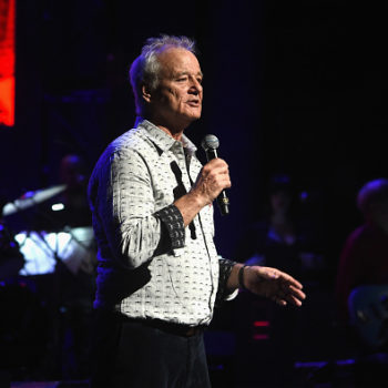 Walk across the Brooklyn Bridge as Bill Murray reads you poetry this June