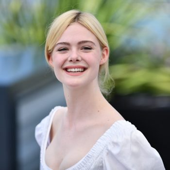 Elle Fanning is giving us Rapunzel vibes in her latest Cannes gown