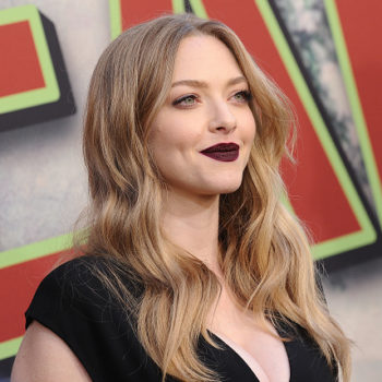 Amanda Seyfried gushing about her new life as a mom is the sweetest thing