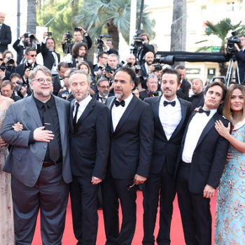 Cannes turned into MexiCannes when a mariachi band showed up