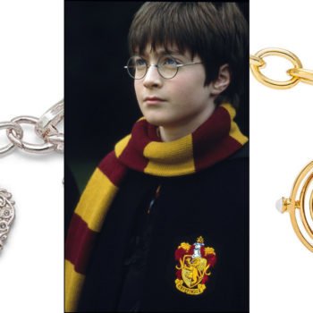 "Professor Flitwick would totally approve of these ""Harry Potter"" charm bracelets"