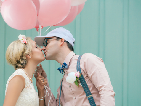 11 Millennial pink wedding ideas straight out of an Instagram fever dream