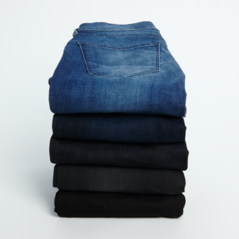 You're going to want to shop this high-end (but still affordable!) denim line