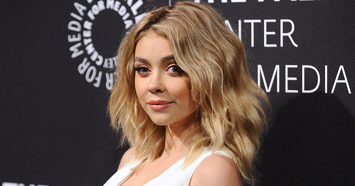 Sarah Hyland just got super real about her weight loss and body image