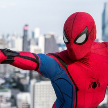 """Twitter doesn't know how to feel about Spider-Man's new suit in the latest """"Spider-Man: Homecoming"""" trailer"""