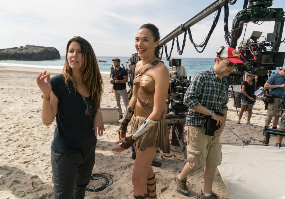 "Here's when the success of ""Wonder Woman"" really hit director Patty Jenkins, and we're crying all over again"