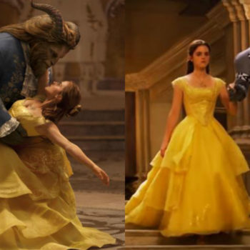 "You will never be able to unsee this video of Dan Stevens in his motion capture suit for ""Beauty and the Beast"""