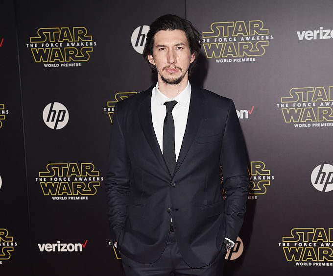 """John Boyega loves to give Adam Driver hugs on the set of """"Star Wars,"""" and he HATES IT"""