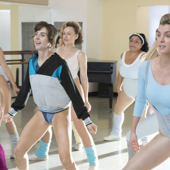 "What Alison Brie did to get in shape for ""Glow"" sounds intense and  badass"