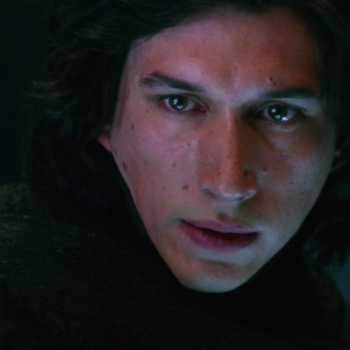 "Mark Hamill calls Adam Driver ""moody,"" and it sounds like the ""Star Wars"" baddie takes his role to heart"