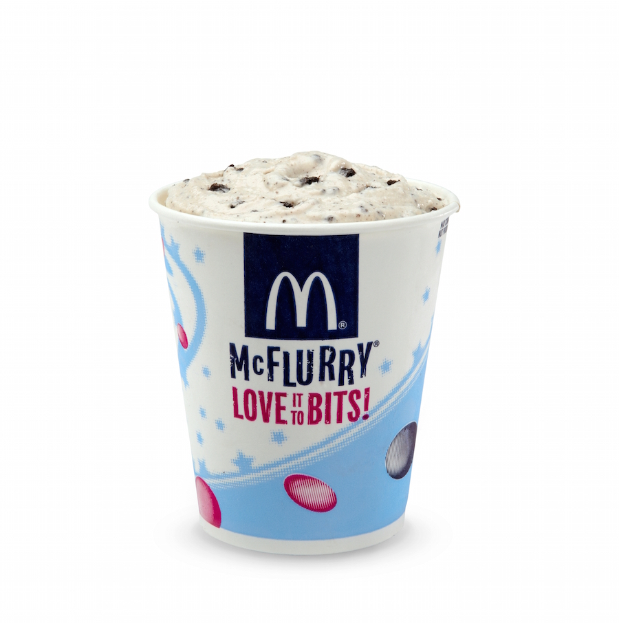 McDonald's re-released this McFlurry — but there's a catch