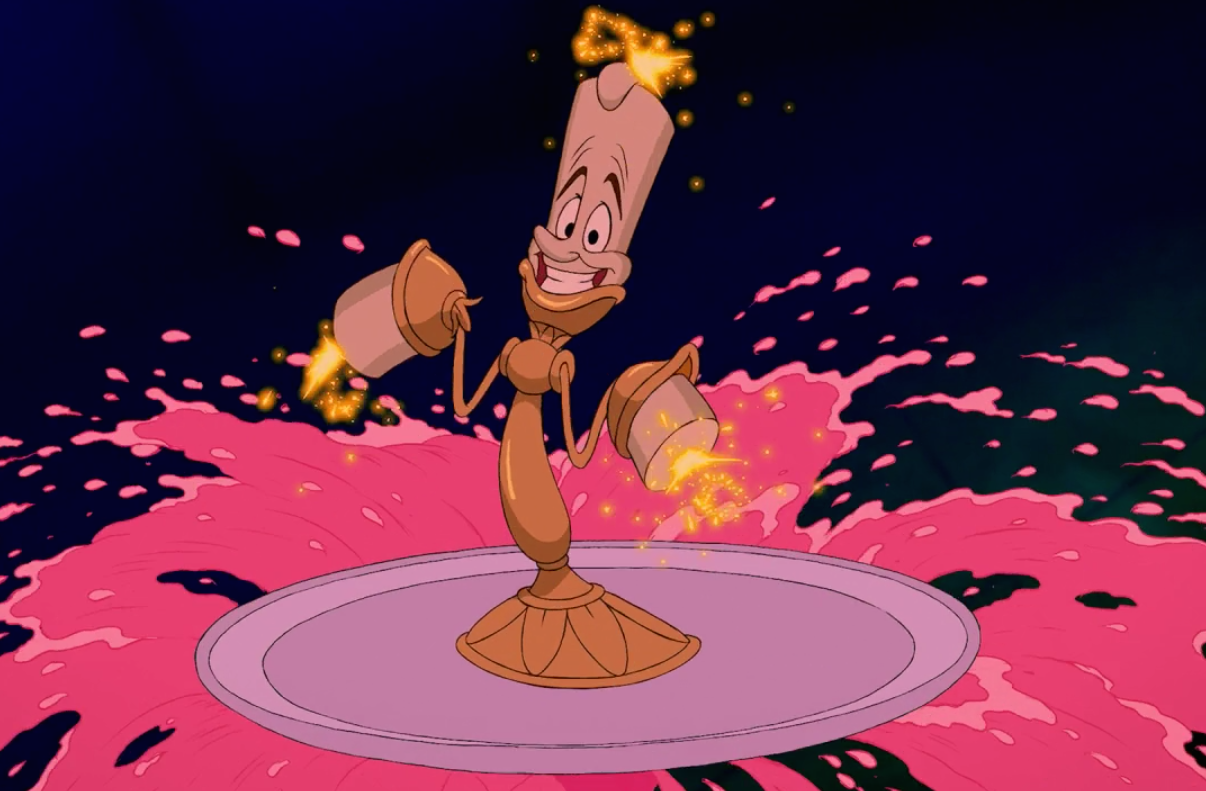"Sacré bleu! Ewan McGregor was at one point doing a *Scottish* accent for Lumière in ""Beauty and the Beast"""