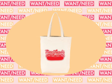WANT/NEED: A designer hot dog tote, and other stuff you'll want to buy