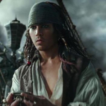 """Surprise! Johnny Depp actually plays Young Jack Sparrow in """"Pirates of the Caribbean: Dead Men Tell No Tales"""""""