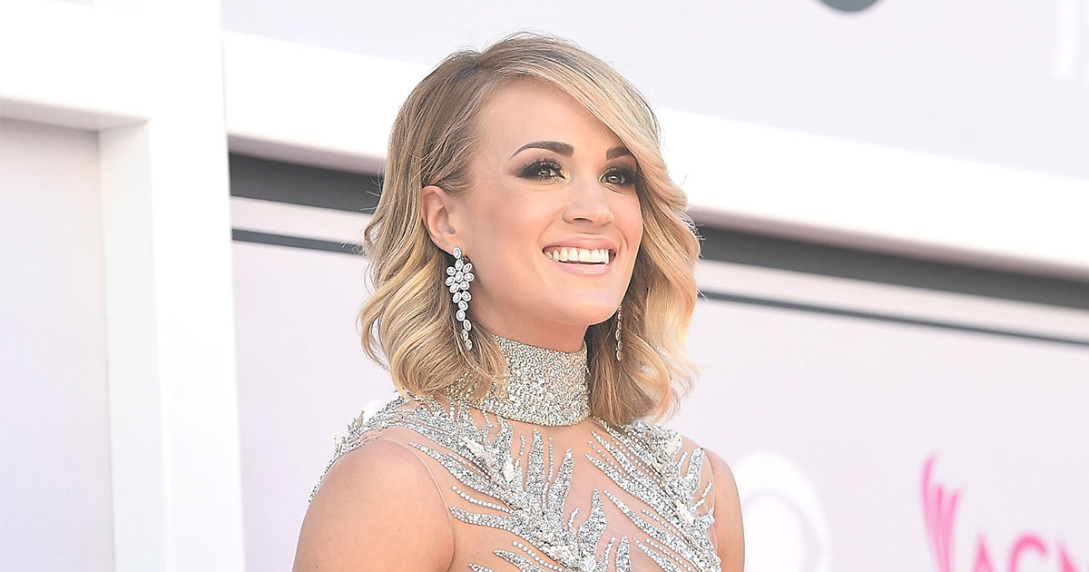 """Carrie Underwood posted the sweetest #throwback about her time on """"American Idol"""""""