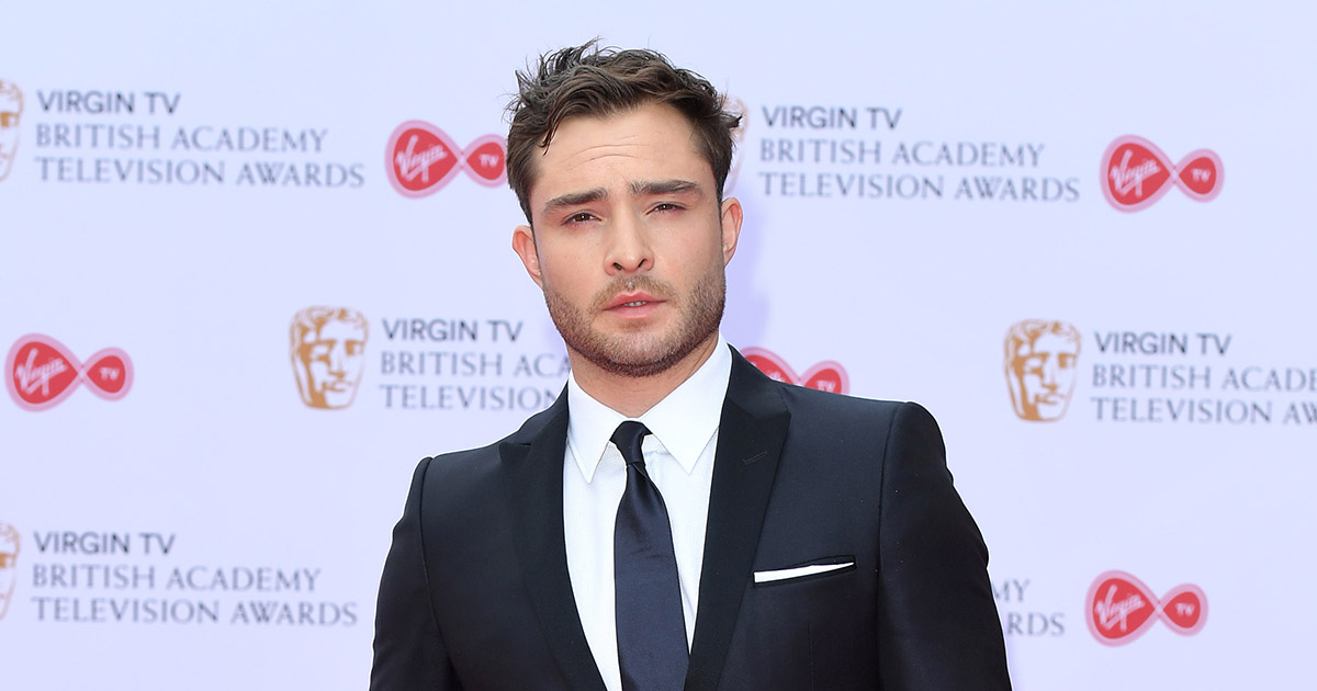 "Ed Westwick (aka Chuck Bass) isn't up for a ""Gossip Girl"" reunion, and we're bummed"