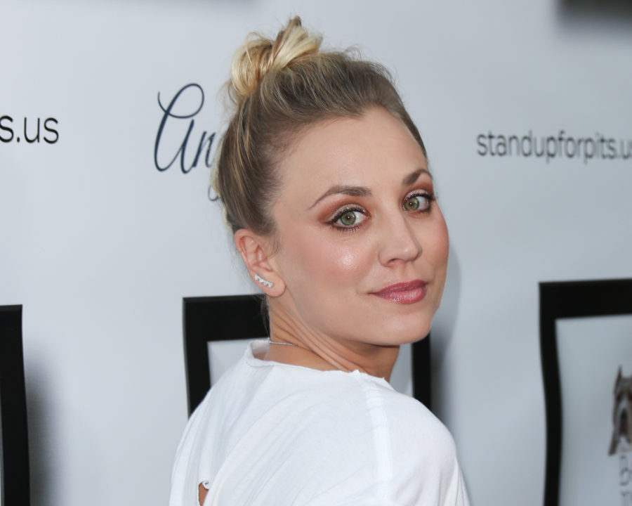 """The Big Bang Theory's"" Kaley Cuoco just adopted a mini pony named Shmooshy"