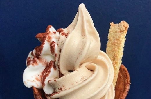 Cold brew ice cream is officially a thing, and here's where you can get it