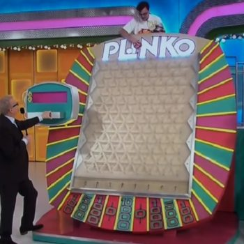 "This contestant broke ""The Price is Right"" Plinko record and promptly lost it"