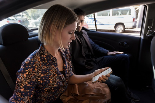 More people are ditching their cars and relying on Uber and Lyft
