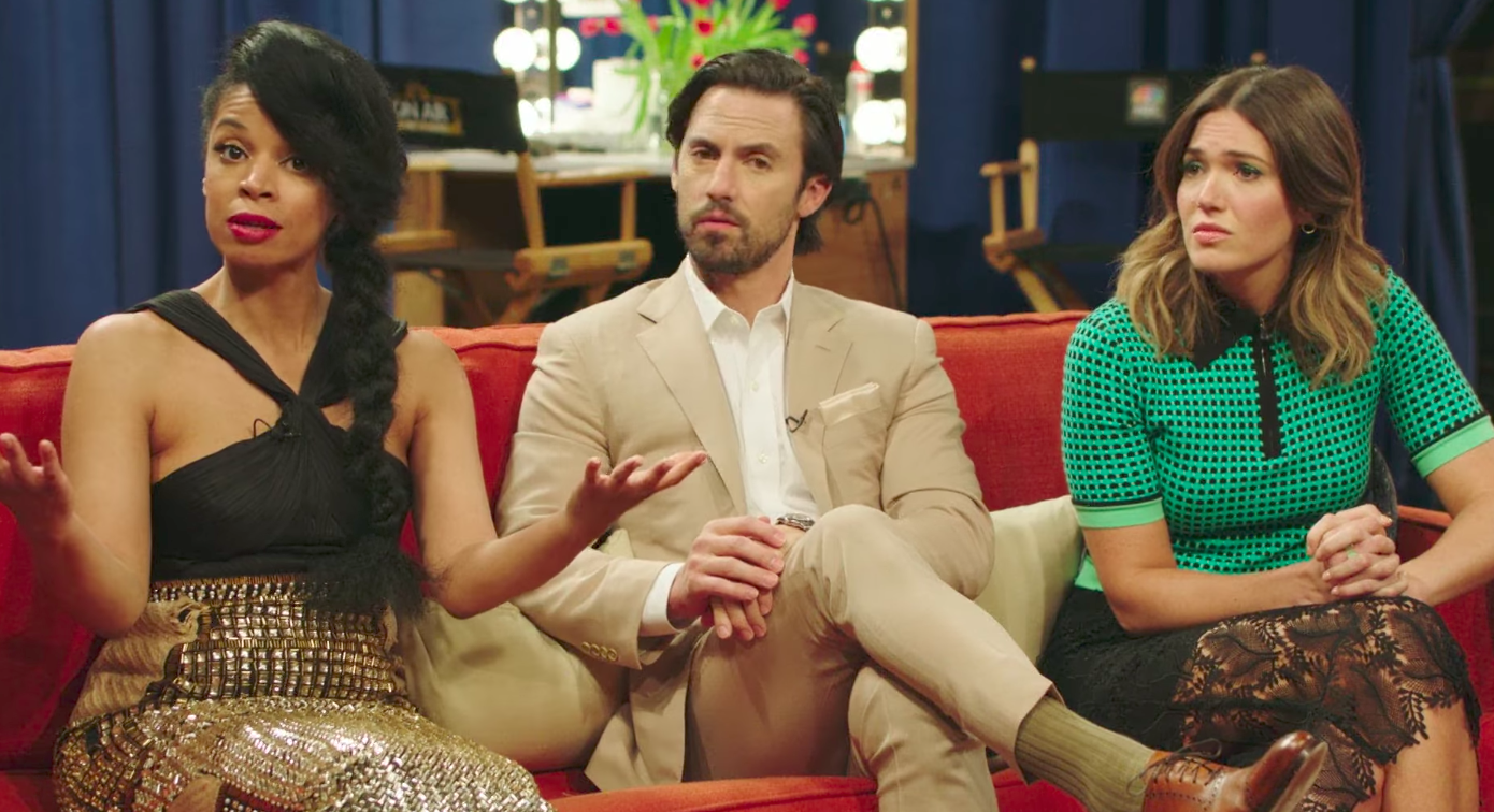 "The cast of ""This is Us"" just dropped some MAJOR spoilers for Season 2"