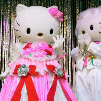 This campaign could land you a date with Hello Kitty