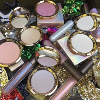 Becca Cosmetics is blessing us with crystal-themed highlighters and lip glosses