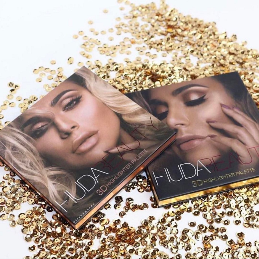 Alert: Huda Beauty's highlighter palette launches at Sephora during Memorial Day weekend