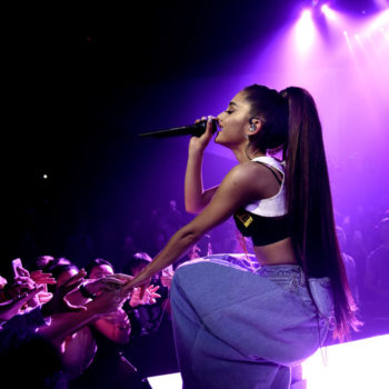 Ariana Grande announced a Manchester benefit concert in an incredibly moving message to her fans