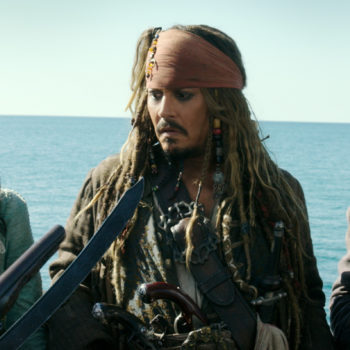 """This """"Pirates of the Caribbean"""" star wars scolded on set for the silliest reason"""