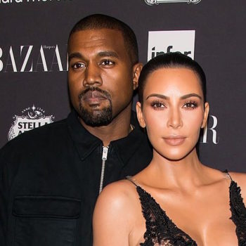 The internet is convinced that Kanye West sent Kim Kardashian cauliflower for their anniversary