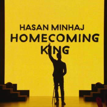 "Hasan Minhaj's Netflix stand-up special ""Homecoming King"" is the powerful immigration narrative we need right now"