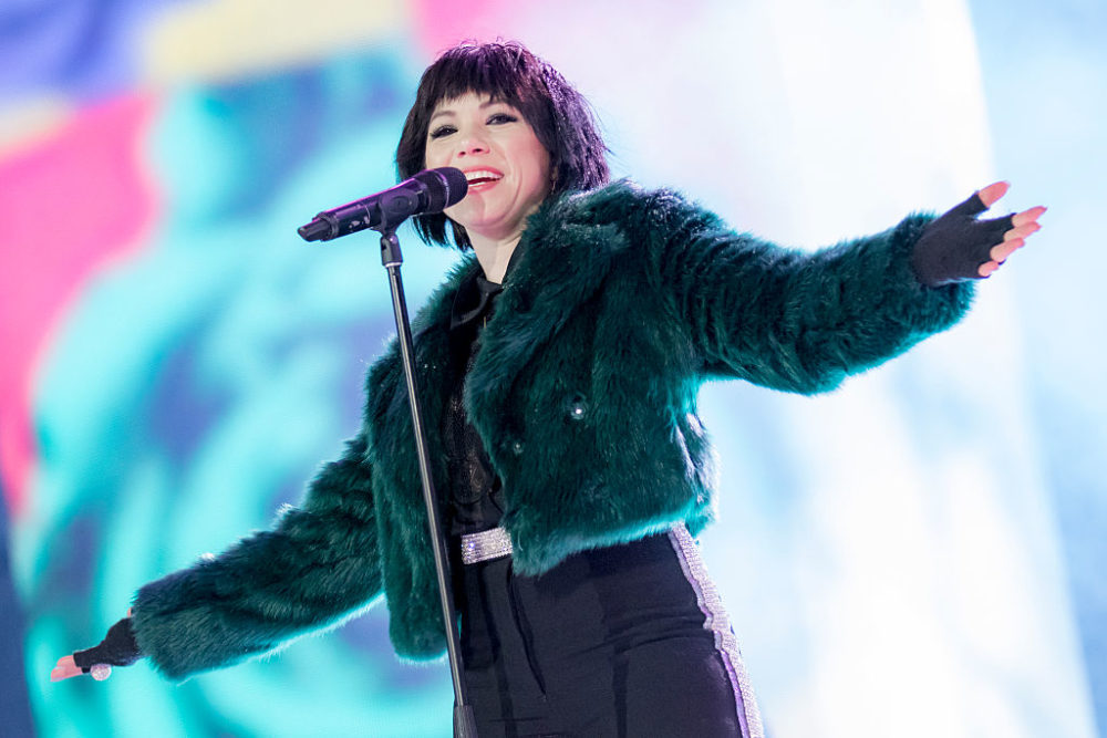 Carly Rae Jepsen's new song will save our summer playlist, and also probably humanity
