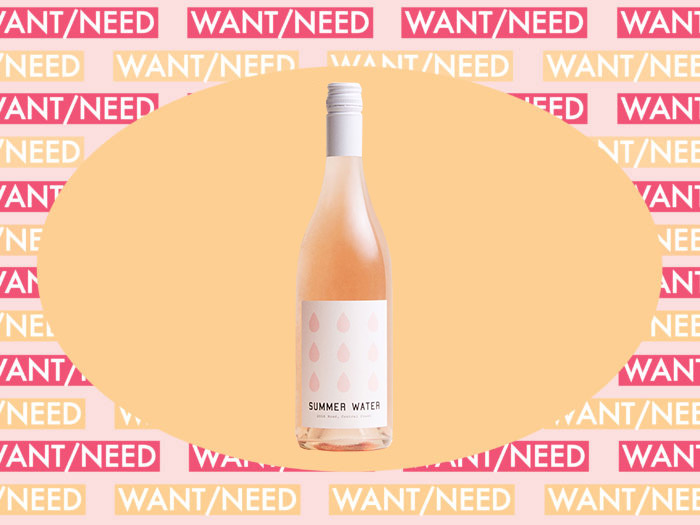 WANT/NEED: This cute rosé for your Memorial Day weekend, because wine not, and more