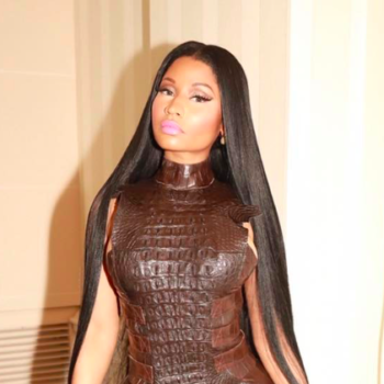 Nicki Minaj's Rapunzel hair truly had its moment at Cannes